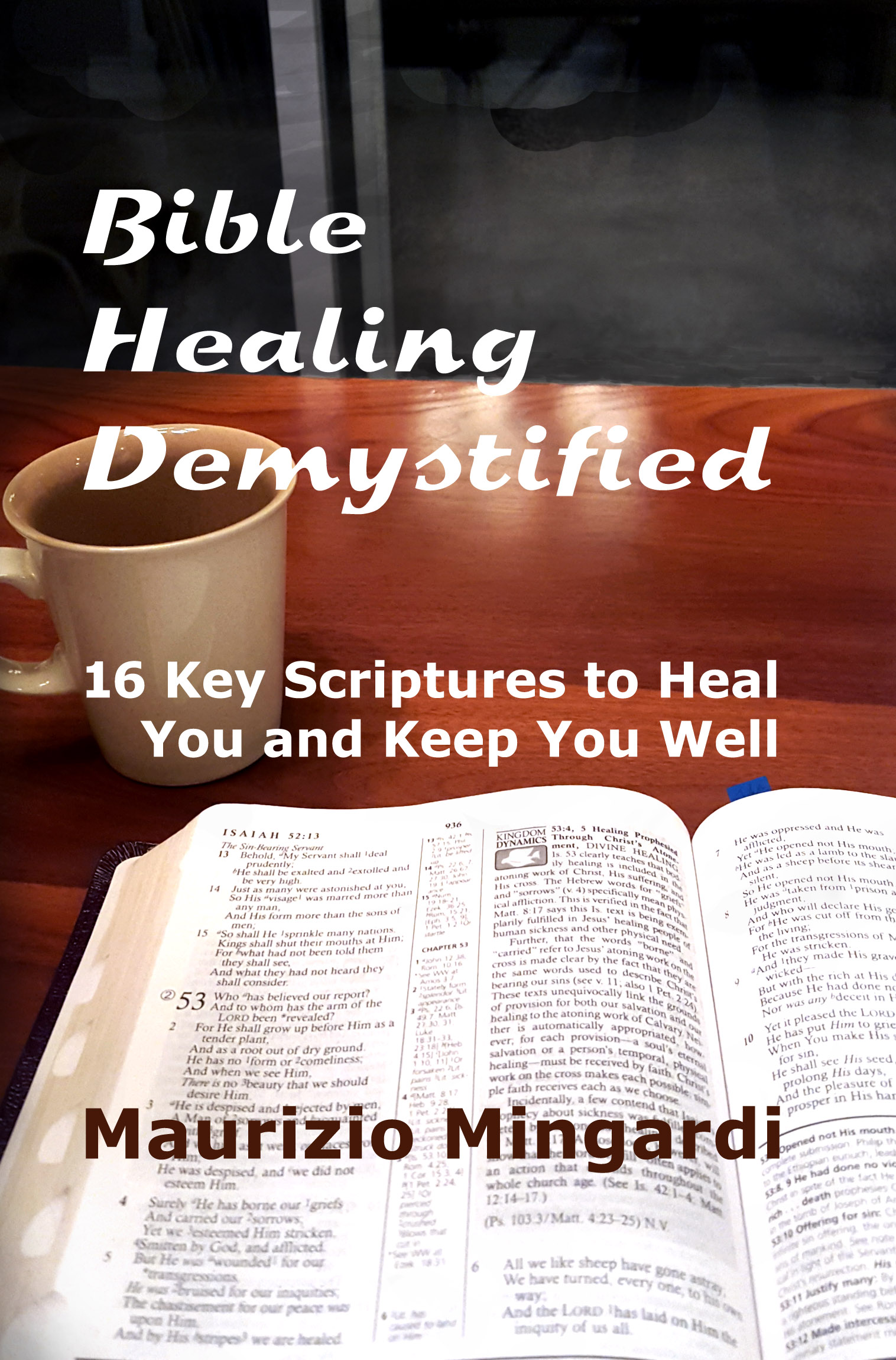 Bible Healing Demystified cover page